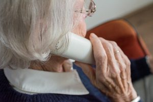 anruf renter senior