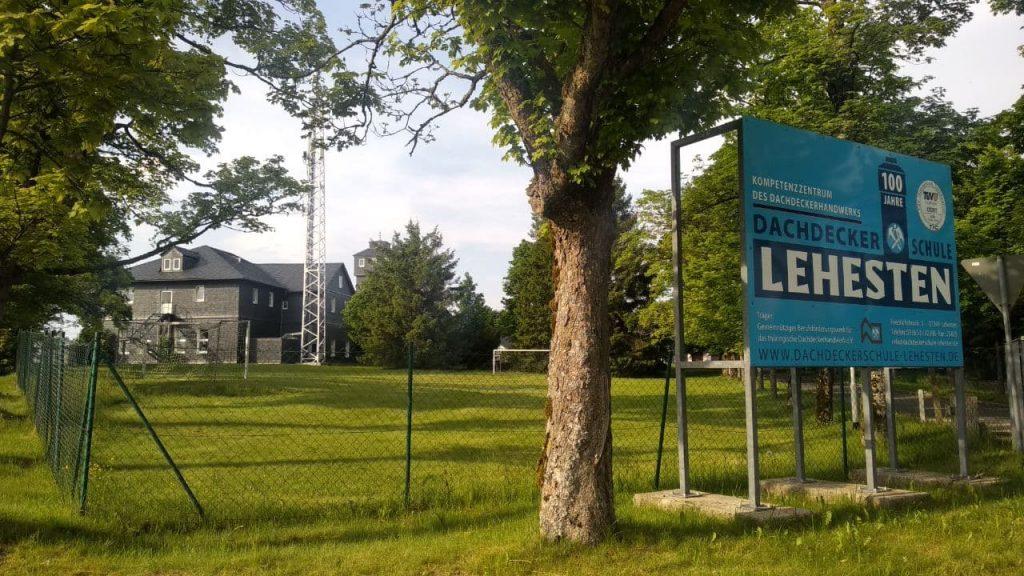 Dachdeckerschule Lehesten