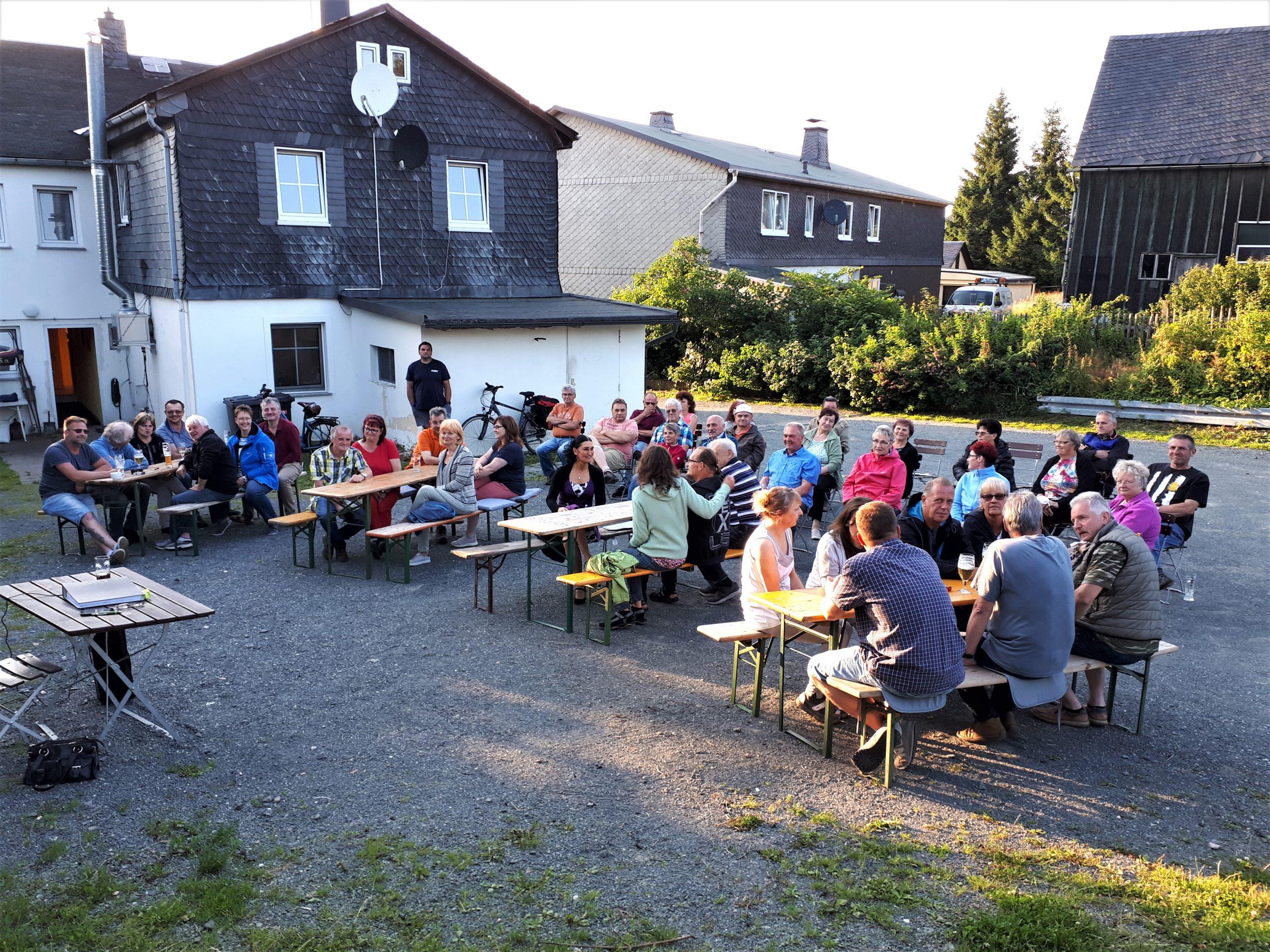 Rechtsaufsicht untersagt Einwohnerversammlung in Grumbach