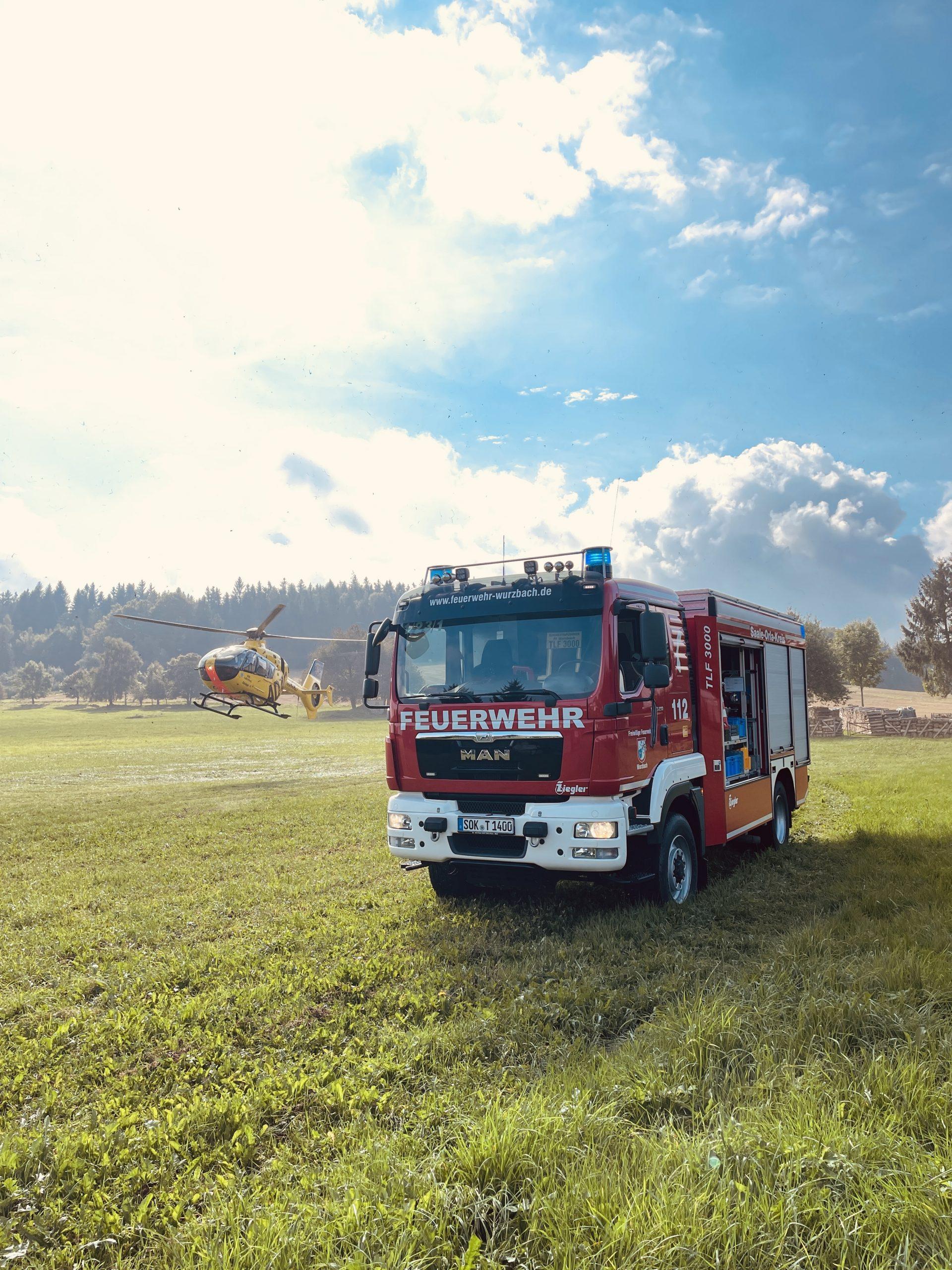 Ereignisreicher Montag für Feuerwehr