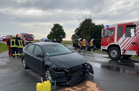 Unfall beim Überholen nahe Zoppoten